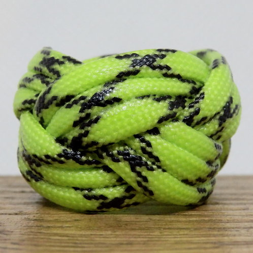 Toxic Lima Small Paracord Scout Woggle
