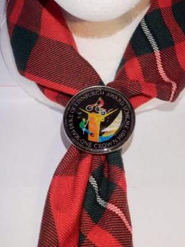 Duke of Edinburgh Scout Woggle