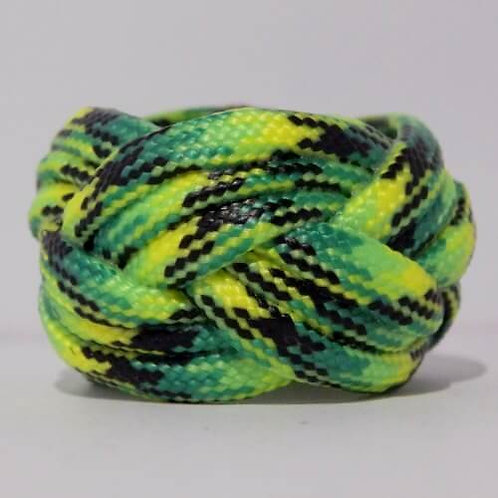 Gecko Small Paracord Scout Woggle