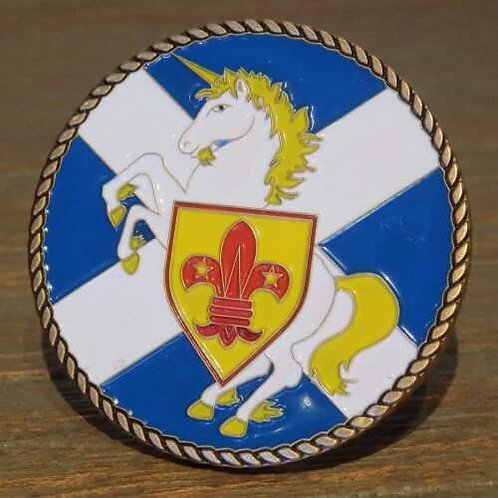 Scottish Scouting Scout Woggles