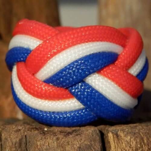 UK Small Paracord Scout Woggle