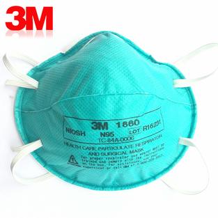 3M N95 1860 Face Masks
