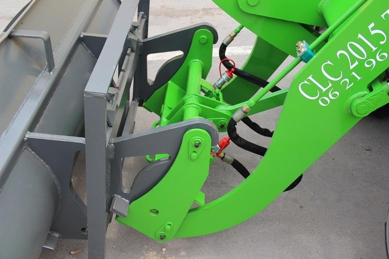 Attache Hydraulique CLC T 900