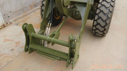 Attache rapide hydraulique CLC T3300