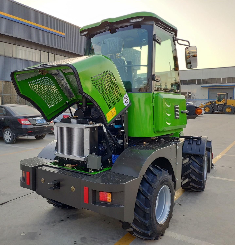 CLC TX  1000 GREEN 2019