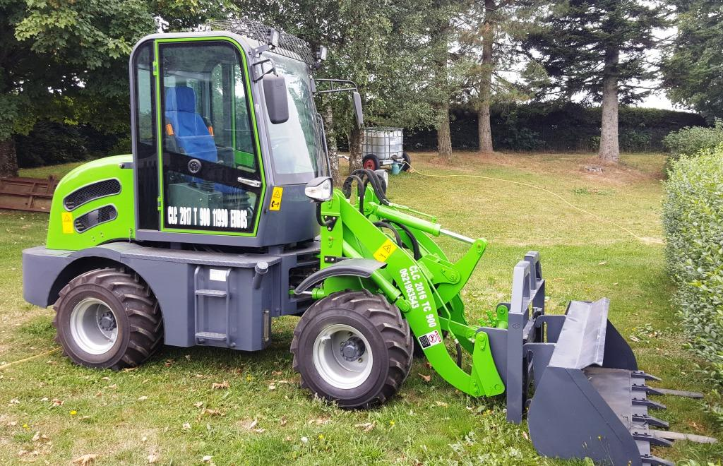 CLC T 900 PACK COMPLET