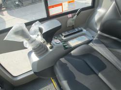 Intérieur cabine CLC  1 .8 T