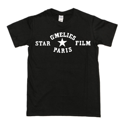 Georges Méliès Star Films Logo T-shirt