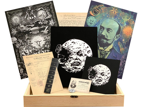 LIMITED EDITION WOODEN BOX SET