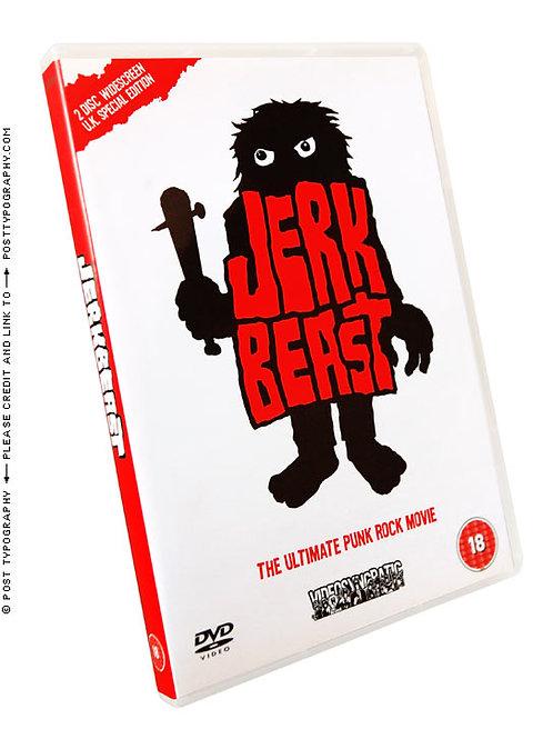 JERKBEAST 2-DISC SPECIAL EDITION DVD