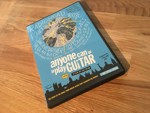 ANYONE CAN PLAY GUITAR 2-DISC SPECIAL EDITION DVD