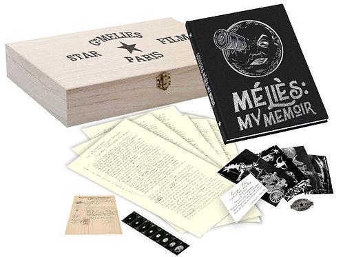 GEORGES MÉLIÈS: MY MEMOIR DELUXE BOX SET (PRE-ORDER) OUTSIDE OF U.K. DELIVERY
