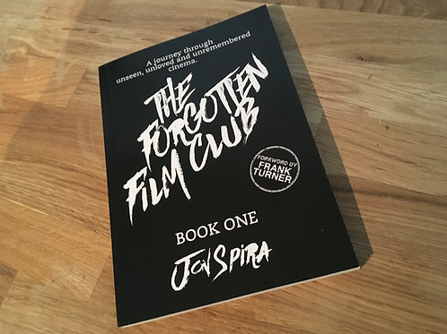 THE FORGOTTEN FILM CLUB - BOOK ONE: MORONS FROM OUTER SPACE (e-book)