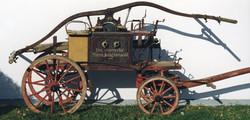 Spritzenwagen von 1901