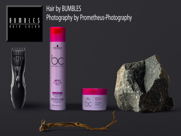 Bumbles Salon Marketing