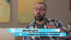 Terapeuta de Cães no Multishow Bruno Leite - Adestramento Positivo