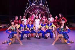 Gandeys Christmas Circus