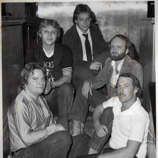 1981-1983     The Keys