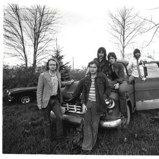 1974-1978     The Butcher Kruck Band