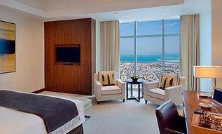 JW Marriott Dubai Deluxe Room View