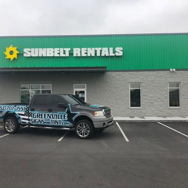 Sunbelt Rentals Greenville, NC