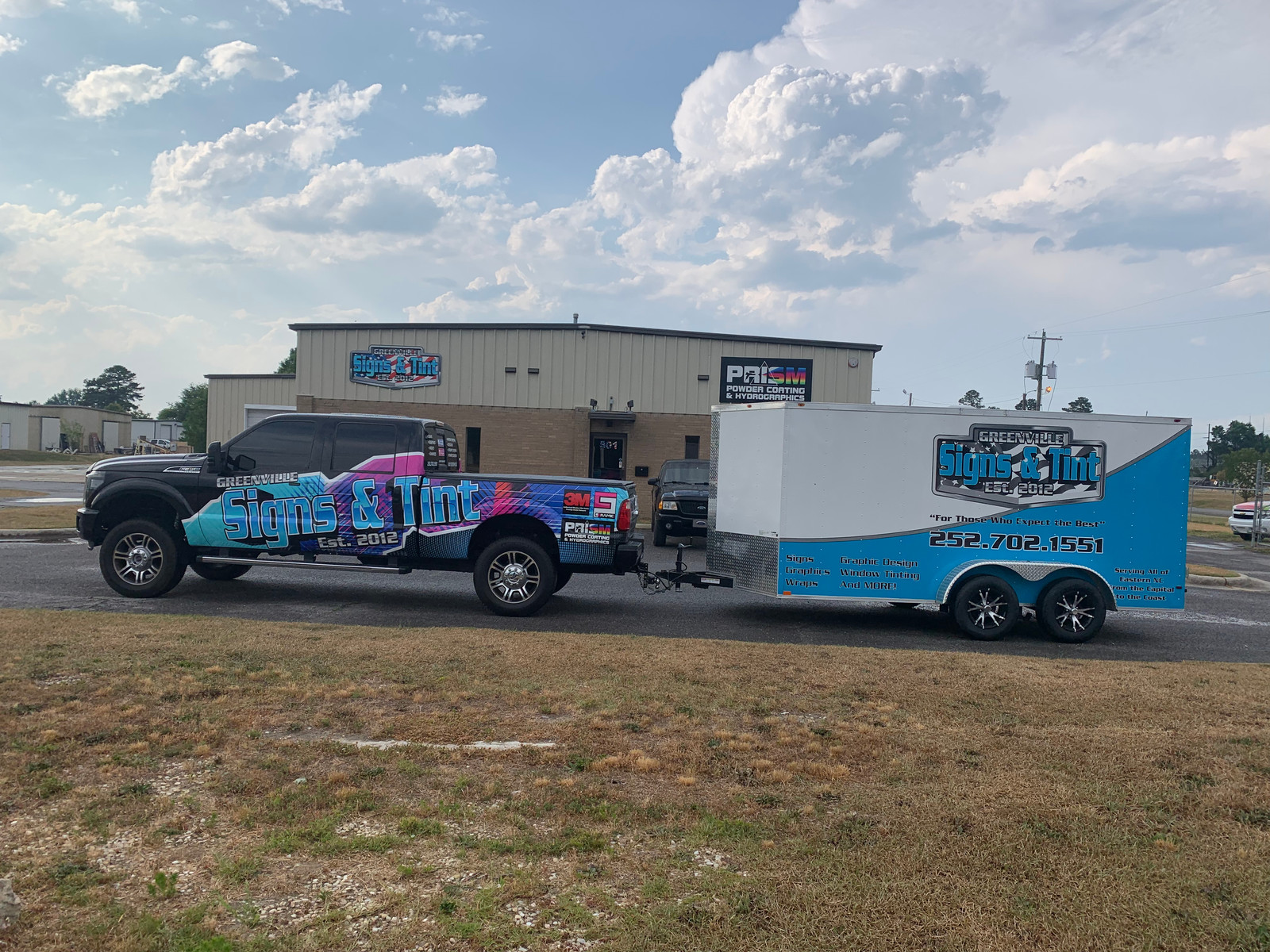 Vehicle Graphics Wraps Signs Banners More