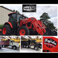 We tint it all! Tractor and more trucks tinted for _BillTBaysdenTrucking .jpg