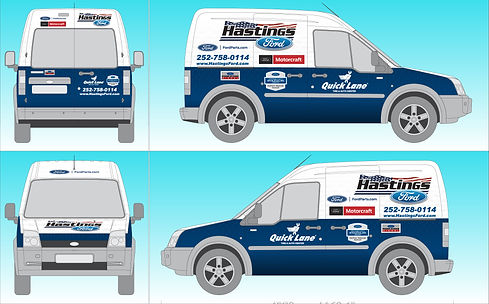 Hastings Ford - Parts - Transit Connect