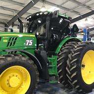 #johndeere tractor tinted by _greenvillewindowtintingnc for  _sunenergy1.jpg