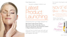 Latest product launching!