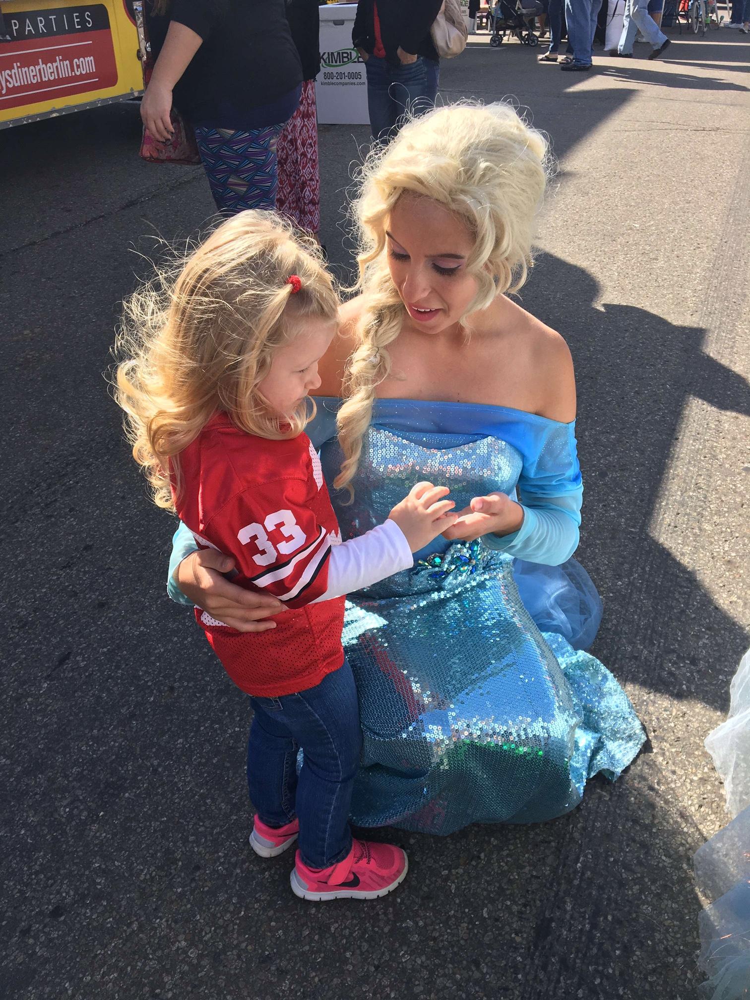 Elsa and OSU