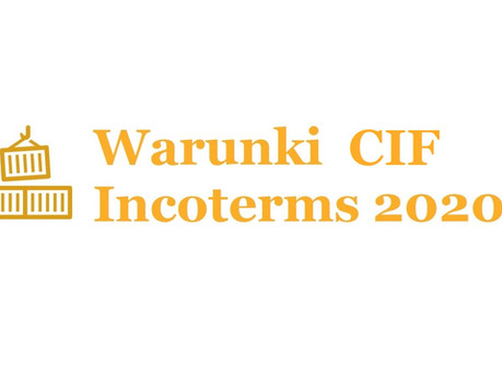 Transport na warunkach CIF. Czyli Incoterms CIF 2020