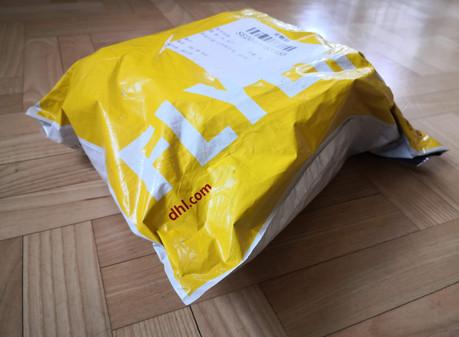 Firma z Chin wysyłała mi za darmo na swój koszt maseczki. Czy były problemy przy odprawie?