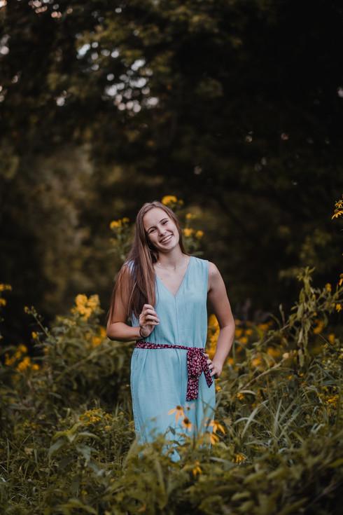 Jenna Senior Year 2020