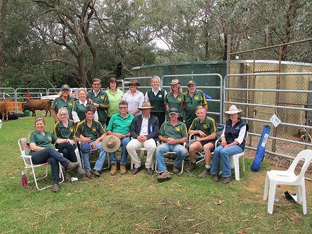 Dexter Cattle Promotion Group Western Australia
