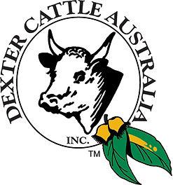 Dexter Cattle Australia Inc. A Unique trademark of Dexter Cattle In Australia developed by Peter Gardiner is a feature on all DCAI publications