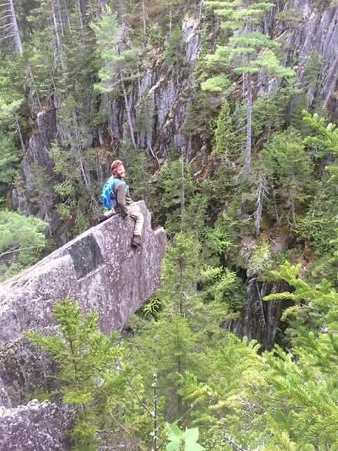 The Grand Canyon of Maine in Gulf Hagas