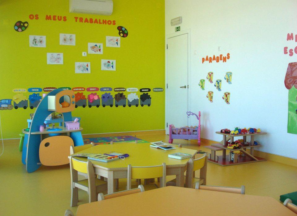 Sala dos 2-3 anos