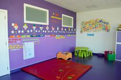 Sala dos 3-4 anos