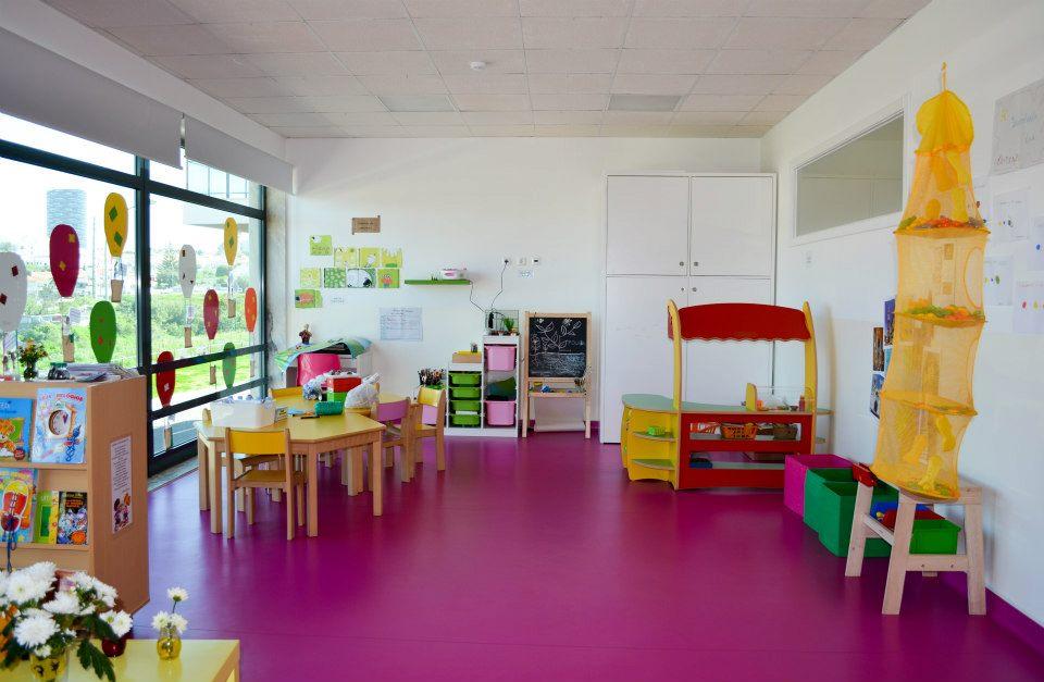 Sala dos 4-5 anos