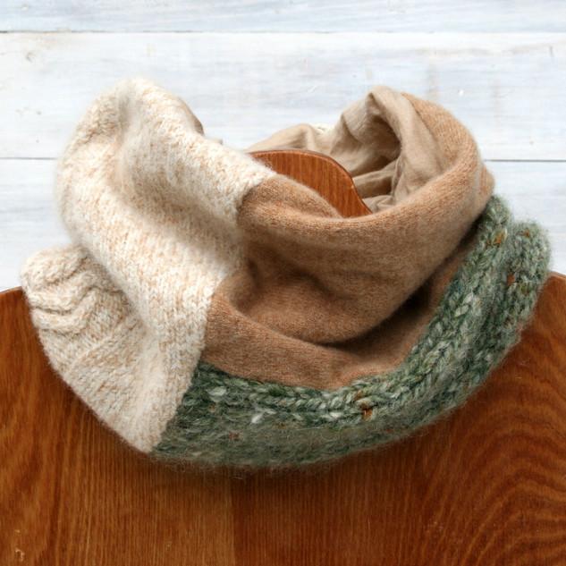 All wool Scarf $90