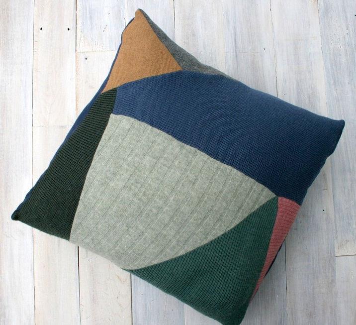 Patch Cushion $125