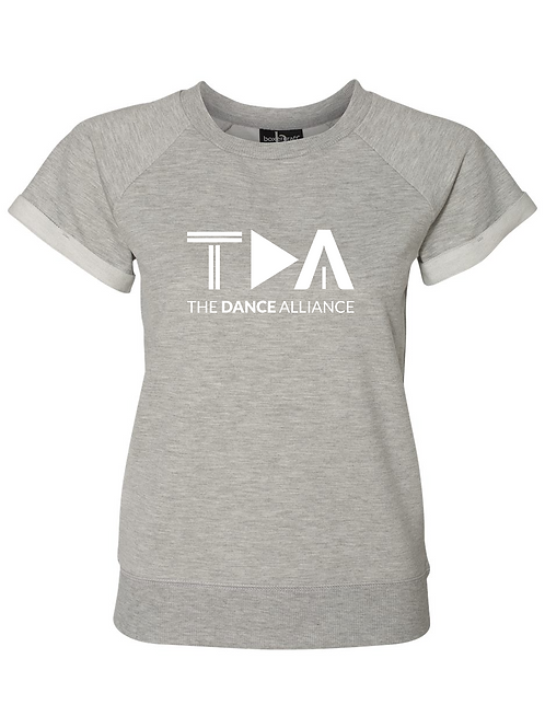 TDA Short Sleeve Sweatshirt - Youth (+colours)