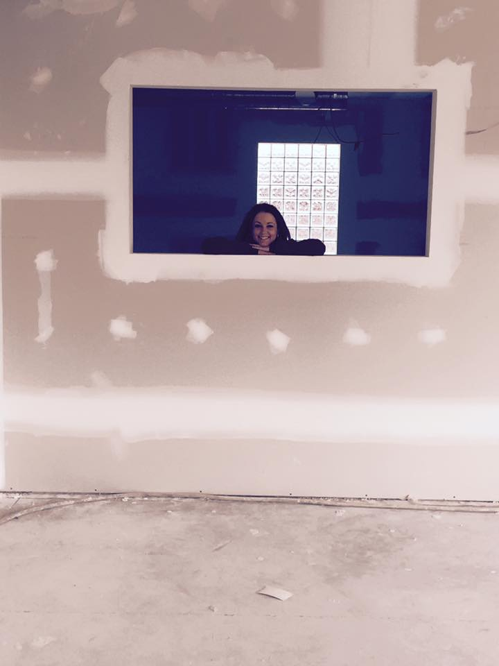 Kelsi in Window
