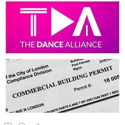 TDA Building Permit