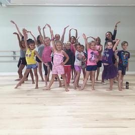 TDA Dance Camp