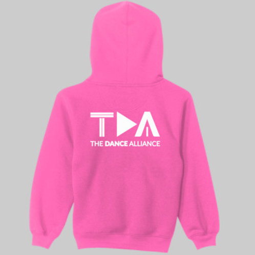 TDA Hoodie Full Zip  - Toddler (+colours)