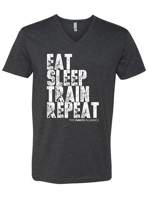 TDA T-shirt V-Neck - Adult