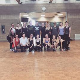 TDA & Ilderton Skating Club