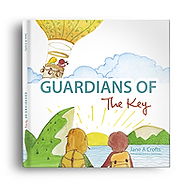 Guardians of The Key - cover